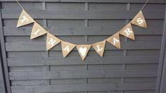 Girlande+mit+Namen+Wimpelkette+Vintage+Hochzeit++von+Feierliches+auf+DaWanda.com