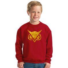 Vanossgaming Owl Kids Sweatshirt