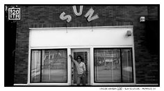 Photo 206 of 365  Taylor Hanson 2010 - Sun Studios - Memphis TN    This is a picture of Taylor in front of the world famous SUN Studios, in Memphis Tennessee. We know it is old school, but who has a favorite song that was released by SUN or recorded in their studio?    #Hanson #Hanson20th
