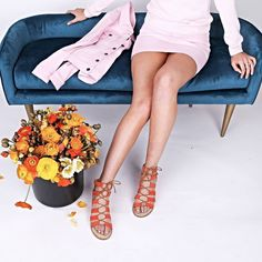 It's getting warmer so it's time to get your sandals sorted. Conveniently we've just received our first drop. And our new tangerine Goose sandals are just about our favourite.