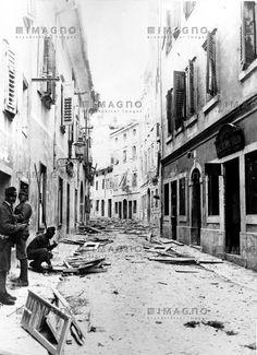 Kriegsschäden, © IMAGNO/Austrian Archives