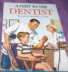 My Dentist Children's Book Wow .. its amazing what you can find while searching out images for cosmetic dentistry and more