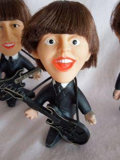 Remco's 1964 Paul McCartney doll