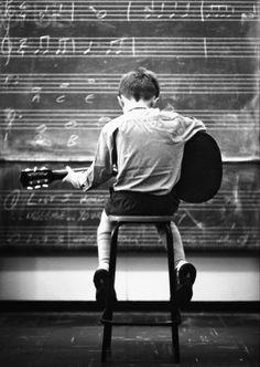 'Guitarman' ... the early years