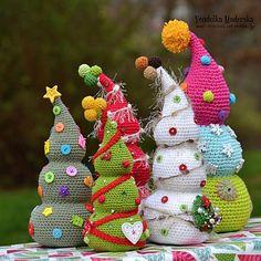 Christmas trees | by VendulkaM