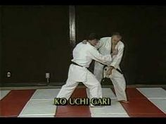 Ko-uchi-gari – 小内刈 | Judô: Modo de usar