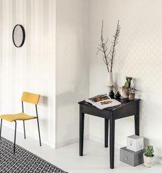 collection noir & blanc SHADES - papiers peints & panoramiques ...