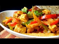 Ingredients cup baby corn , cut into 4 lengthwise and blanched 1 cup paneer (cottage cheese) , cut into 25 mm. strips cup thinly sliced spring o. Cottage Cheese, Thai Red Curry, Food To Make, Carrots, Cooking Recipes, Chicken, Meat, Vegetables, Ethnic Recipes