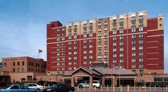Hilton Garden Inn Cleveland Downtown Cleveland Directly across from Progressive Field, home of the Cleveland Indians, this hotel is situated in the heart of the city and features numerous free amenities and spacious and comfortable guestrooms.