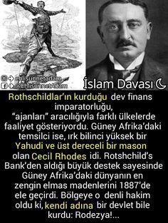 #CecilRhodes #Mason #Sömürgeci #GüneyAfrika #1887 #RothschildBank #Finans #Yahudi