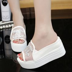 """Cheap Sandals on Sale at Bargain Price, Buy Quality Sandals from China Sandals Suppliers at Aliexpress.com:1,Heel Height:High (3"""" and up) 2,Back Counter Type:Cover Heel 3,Listing of the year season:2014 years of summer 4,Department Name:Adult 5,Process:Adhesive"""