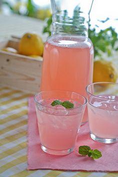 rabarbrijook/refreshing rhubarb drink by Mari Liis, via Flickr