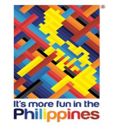"""Logo Guidelines on the """"It's more fun in the Philippines"""" Tourism Branding Campaign Philippines Tourism, Visit Philippines, Destination Branding, City Branding, Travel Taglines, Philippines Wallpaper, Logo Guidelines, San Simon, Campaign Posters"""