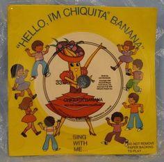 Chiquita Banana record