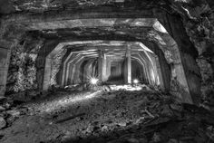 Photo Nazi factory Richard by Martin Petrů on Urban Exploration, Cave, Earth, Explore, Painting, Painting Art, Caves, Paintings, Exploring