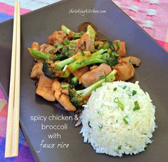 Spicy Chicken and Broccoli 2 by shrinkingkitchen, via Flickr