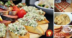 To je nápad! Bruschetta, Dairy, Pizza, Cheese, Chicken, Meat, Ethnic Recipes, Food, Twitter