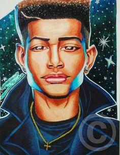 Trevor Jackson by Tameisha Harrington on ARTwanted