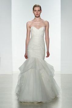 Amsale Spring 2015 — Kisses & Cake #weddings #amsale #spring2015 #kissesandcake #bridal #gowns  Read about amsale: http://www.kissesandcake.com.au/blog-bridal-styling/2014/12/21/uhkftj76ljv1rxeef1bv7tu095mu9a