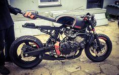 Honda CB600F Hornet: прероден в Cafe Racer | Новини | DizzyRiders - Движението е в кръвта ни