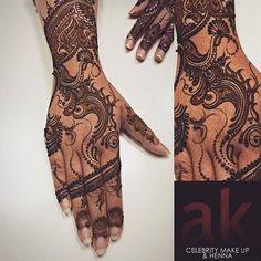 Henna Beautiful. #ashkumar #ashkumarhenna #akinspires #akacademy…
