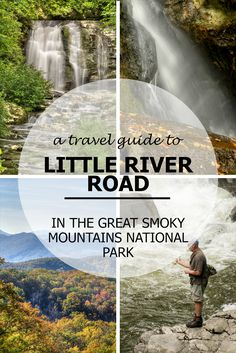 Great Smoky Mountains National Park – Little River Road Guide | Jason Barnette is a travel writer and photographer always on the lookout for adventures in your own backyard, exploring the Southeastern United States and sometimes just a little bit beyond. http://www.southeasterntraveler.com