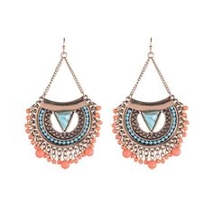 Look your best with the finest bohemian style earrings available. The perfect way to express your style. All of our earrings are sourced from abroad and are beautifully unique. - Free Worldwide Shippi