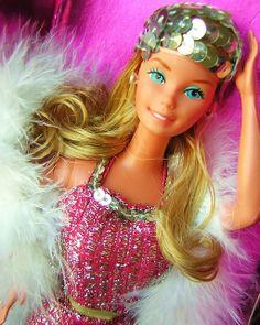 1977 Superstar Barbie Promotional Edition