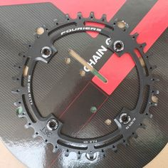 58.99$  Watch here - http://aliin0.worldwells.pw/go.php?t=32604290045 - 1pcs Black Fouriers Bicycle Bike Single Chain Ring P.C.D 104mm 36T 4mm Bike Chainrings Narrow-wide Teeth