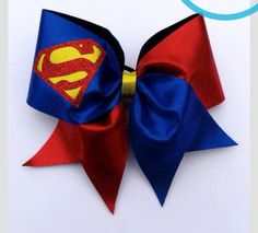 Superman Bow #Boss