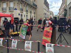 La lutte - Paris - 14/06/2016 © Pascal Maillard HEUREUSE d'AVOIR PARTICIPé à CETTE BELLE MANIF DU 14 JUIN 2016