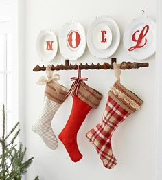 Easy DIY Stocking Designs