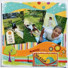 Scrapbook page by Robs <3