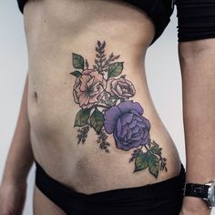 Tattoo You, Olga Nekrasova