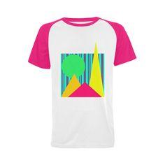 Geometric Mountains Men Geometric Mountain, Mountain Man, Size Model, Mountains, T Shirt, Men, Supreme T Shirt, Tee Shirt, Guys