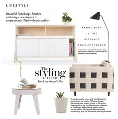 Life Style by cruzeirodotejo on Polyvore featuring interior, interiors, interior design, home, home decor, interior decorating, House Doctor, Black+Blum, Pure & Simple and Home