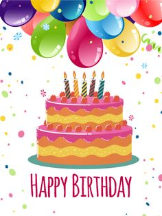 Send Free Vivid Birthday Fireworks Card to Loved Ones on Birthday & Greeting Cards by Davia. It's free, and you also can use your own customized birthday calendar and birthday reminders. Happy Birthday Wishes Quotes, Birthday Wishes And Images, Birthday Blessings, Happy Birthday Pictures, Happy Birthday Greetings, Birthday Greeting Cards, Birthday Quotes, Happy Birthday Wallpaper, Colorful Birthday
