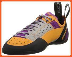 Scarpa Women's Techno X Climbing Shoe,Silver/Petunia,39.5 EU/7 M US - Outdoor shoes for women (*Amazon Partner-Link)
