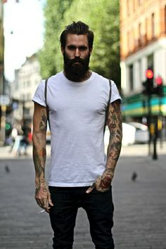 meer ink. en meer baard!