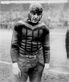 Red Grange - Nicknamed