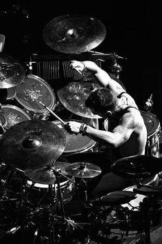 Shannon Leto, AMAZING drummer!!