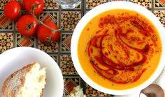 Krémes, fűszeres és tápanyagdús. A török vöröslencse levest nagyon egyszerű elkészíteni, majd tálalhatjuk egy kis facsart citromlével és egy kevés paprikaolajjal... Hummus, Healthy Recipes, Ethnic Recipes, Soups, Healthy Eating Recipes, Soup, Healthy Food Recipes, Clean Eating Recipes, Healthy Diet Recipes