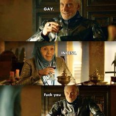 Game of Thrones  I'm laughing so hard