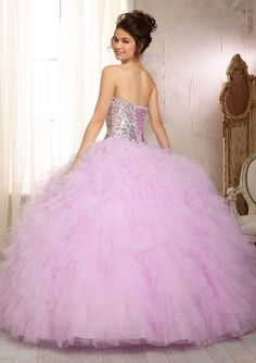 Quinceanera Dress From Vizcaya By Mori Lee Style 88086 Ombré ...