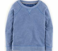 Boden Raglan Sweatshirt, Denim Marl 34341263 A comfortable new sweatshirt you can chuck on whenever. The printed options fade over time to give that lived-in vintage look. http://www.comparestoreprices.co.uk/womens-clothes/boden-raglan-sweatshirt-denim-marl-34341263.asp