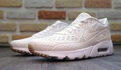 Nike Air Max 90 Ultra Breathe-All White-4