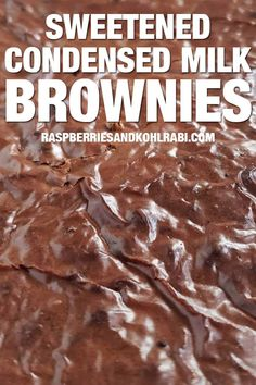 Easy Homemade Recipes with Simple Ingredients - Raspberries and Kohlrabi Cookie Desserts, Chocolate Desserts, Just Desserts, Delicious Desserts, Dessert Recipes, Bar Recipes, Cookie Bars, Chocolate Brownies, Pancake
