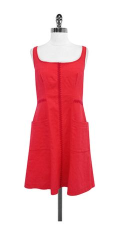 Philosophy Embroidered Cotton Dress
