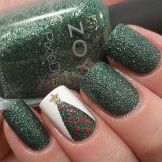 Christmas by carlysisoka #nail #nails #nailart