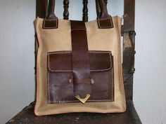 bolso de cuero#hecho a mano#